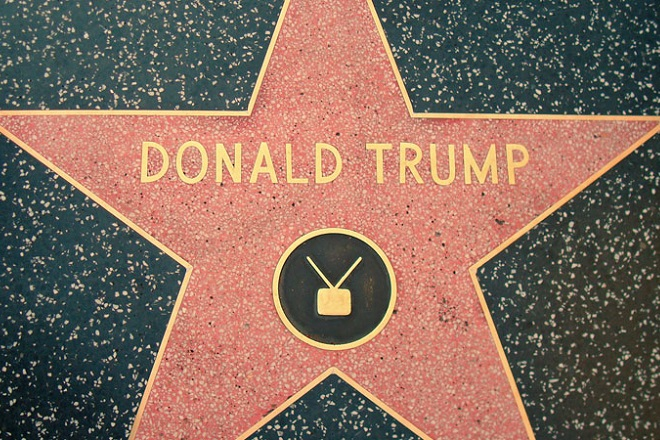 Το Χόλιγουντ θέλει να αφαιρέσει το αστέρι του Τραμπ από τη Λεωφόρο της Δόξας