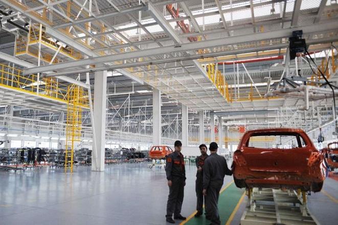 Αύξηση 1,2% στη Βιομηχανική Παραγωγή τον Σεπτέμβριο
