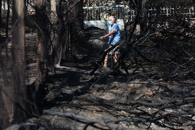 Σε ενημέρωση για τη δικαστική έρευνα καλεί η εισαγγελέας του Αρείου Πάγου τους πληγέντες της πυρκαγιάς στην Αττική