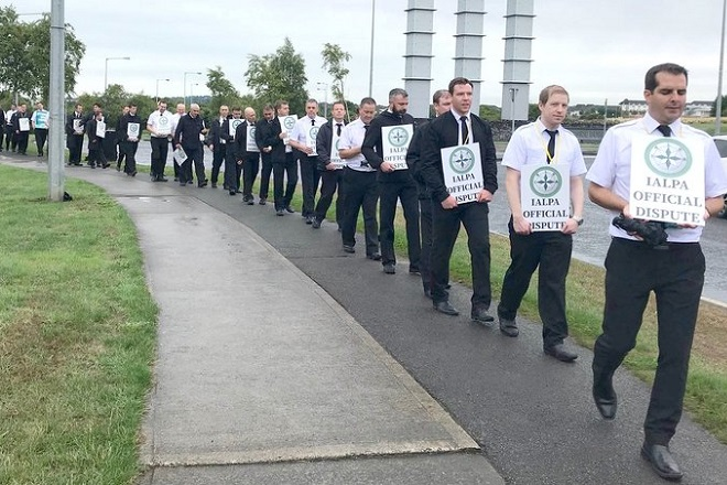 Νέα 24ωρη απεργία ανακοίνωσαν οι πιλότοι της Ryanair – Ακυρώνονται 250 πτήσεις