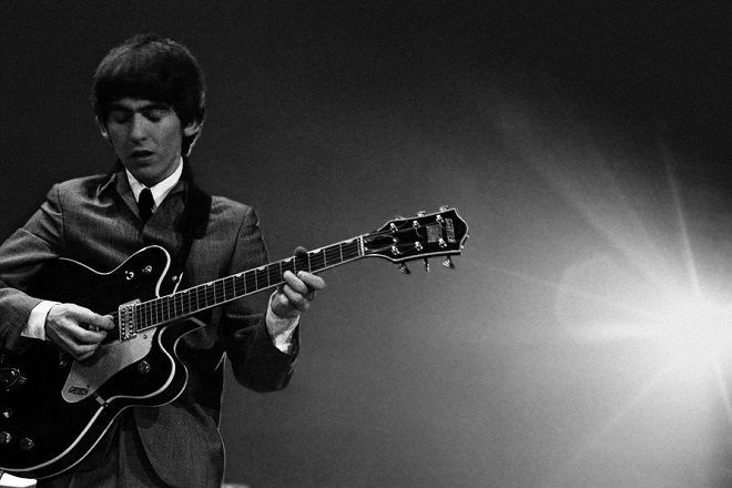 Σε δημοπρασία κιθάρα του Τζορτζ Χάρισον