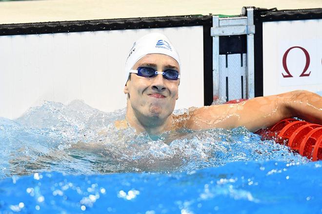 Ασημένιος πρωταθλητής Ευρώπης με πανελλήνιο ρεκόρ ο Κριστάν Γκολομέεβ