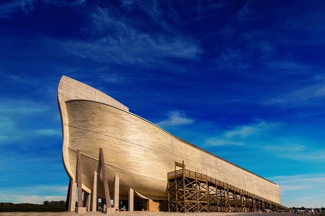 Πλέον μπορείτε να επισκεφθείτε την… Κιβωτό του Νώε