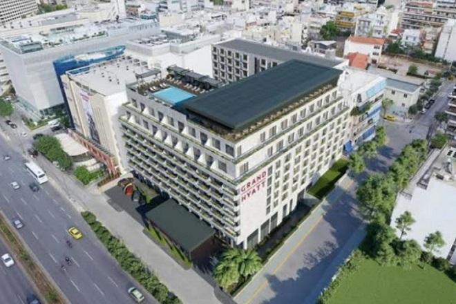 Ανοίγει τις πόρτες του και επίσημα το Grand Hyatt Athens