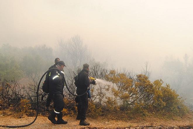 Πολύ υψηλός ο κίνδυνος πυρκαγιάς σε πολλά μέρη της Ελλάδας και σήμερα