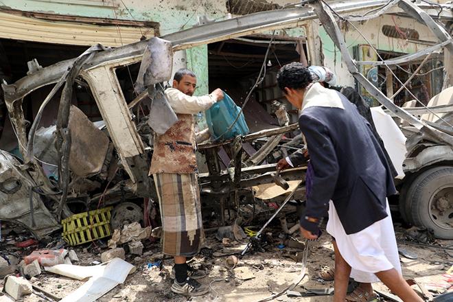 Συνεδρίαση του Συμβουλίου Ασφαλείας του ΟΗΕ για την επίθεση που ευθύνεται για τον θάνατο 29 παιδιών στην Υεμένη