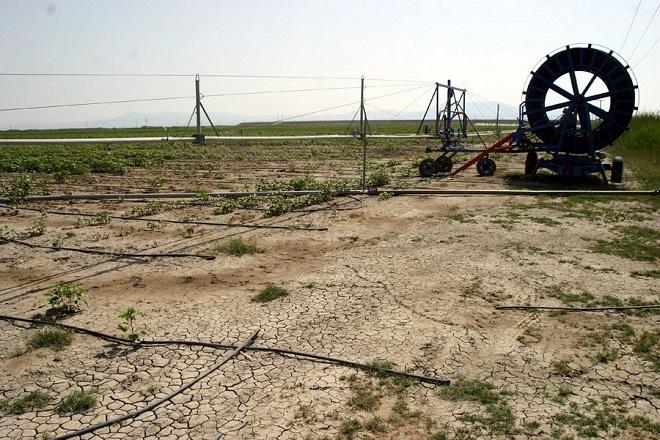 Η Ευρώπη αντιμέτωπη με την ξηρασία