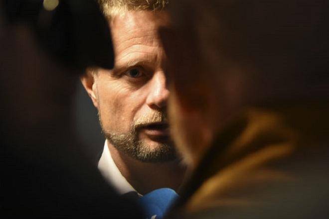 Health Minister Bengt Høie
