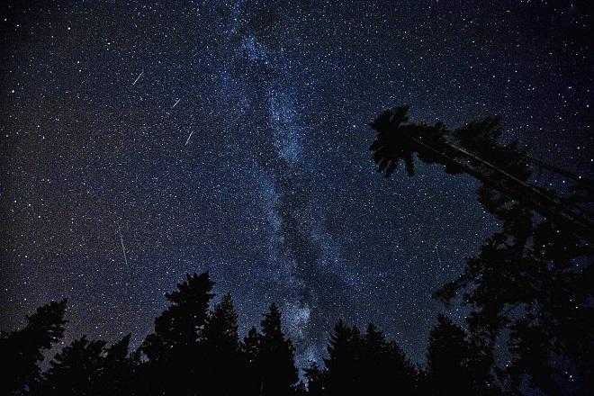 Perseides περσειδες αστερια