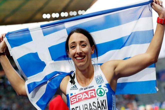 Ασημένιο μετάλλιο για τη Μαρία Μπελιμπασάκη στο Ευρωπαϊκό Πρωτάθλημα Στίβου