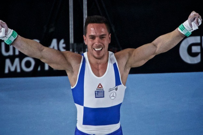Πρωταθλητής Ευρώπης για τέταρτη φορά ο Λευτέρης Πετρούνιας