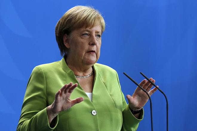 Μέρκελ: Σε καλό δρόμο βρίσκεται η συμφωνία Γερμανίας-Ελλάδας για το μεταναστευτικό
