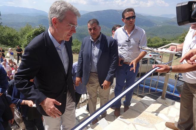 Τζέφρι Πάιατ: «Η Ελλάδα είναι πυλώνας σταθερότητας»