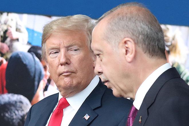Πράσινο φως από τον Λευκό Οίκο για την τουρκική εισβολή στη βόρεια Συρία