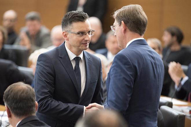 Πρωθυπουργός της Σλοβενίας ο ανεξάρτητος φιλο-Ευρωπαίος Μάριαν Σάρετς