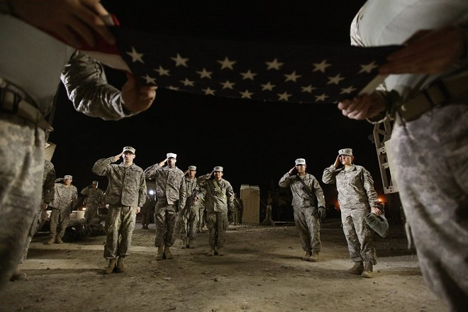 Aμερικανός αξιωματούχος: Οι δυνάμεις μας θα παραμείνουν στο Ιράκ για όσο χρειάζεται