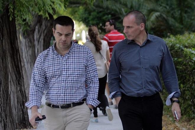 tsipras varoufakis τσιπρας βαρουφακης