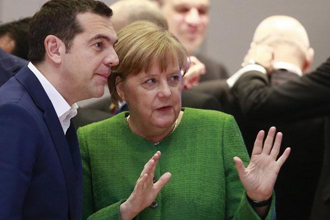 Το μήνυμα της Άνγκελα Μέρκελ: Σήμερα είναι μια καλή ημέρα για την Ελλάδα και την Ευρωζώνη