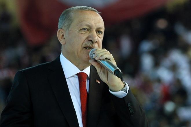 Ο Ερντογάν προκαλεί ξανά τις ΗΠΑ: «Είναι αδύνατον για οποιαδήποτε χώρα να τις εμπιστευτεί»