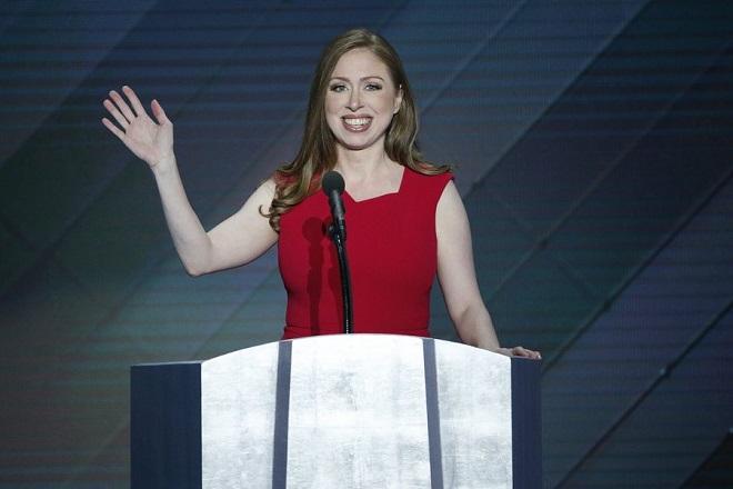 Η Τσέλσι Κλίντον στον δρόμο για την προεδρία;