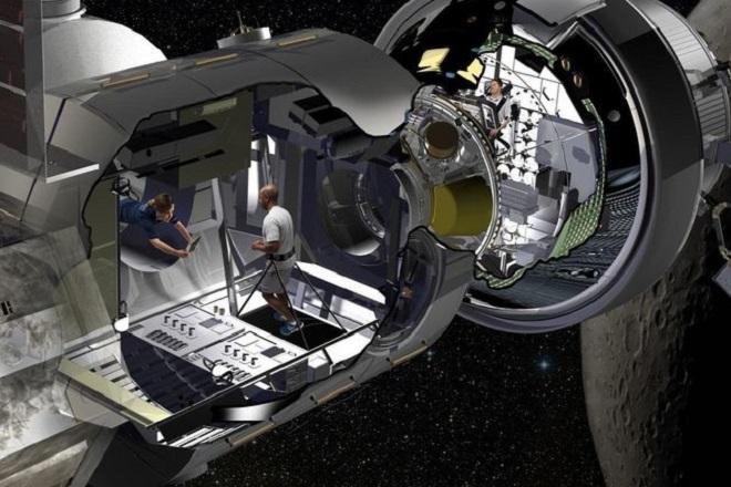 Η Lockheed Martin δημιουργεί ένα διαστημικό RV για τη NASA