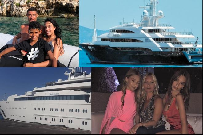 Οι διάσημοι και πλούσιοι που «έριξαν άγκυρα» στα ελληνικά νησιά