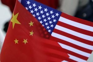 usa china flag κινα ηπα σημαια