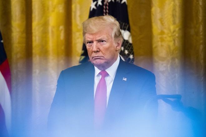 ΗΠΑ: Προθεσμία ως τις 23 Απριλίου έχουν οι φορολογικές αρχές να παραδώσουν στοιχεία για τις δηλώσεις του Τραμπ
