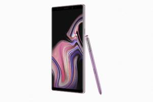 Samsung Galaxy Note 9 _Purple