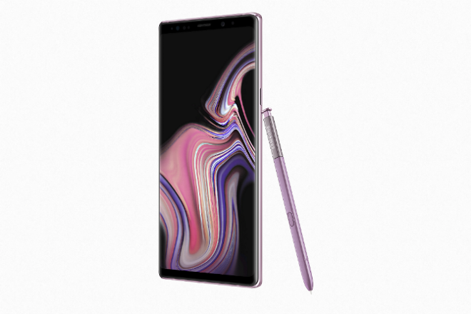 Samsung Galaxy Note 9 _Purple