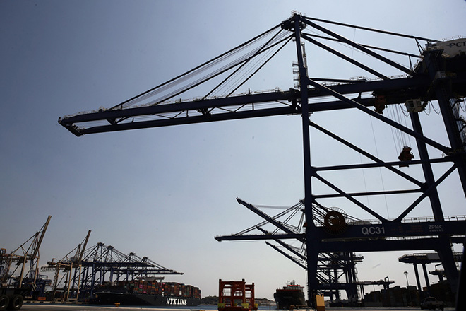 Δάνειο 140 εκατ. ευρώ από ΕΤΕπ σε Cosco για έργα στον ΟΛΠ