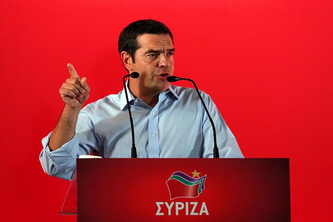 Τσίπρας στην Κεντρική Επιτροπή: Πρότεινε τον Σκουρλέτη για γραμματέα του ΣΥΡΙΖΑ