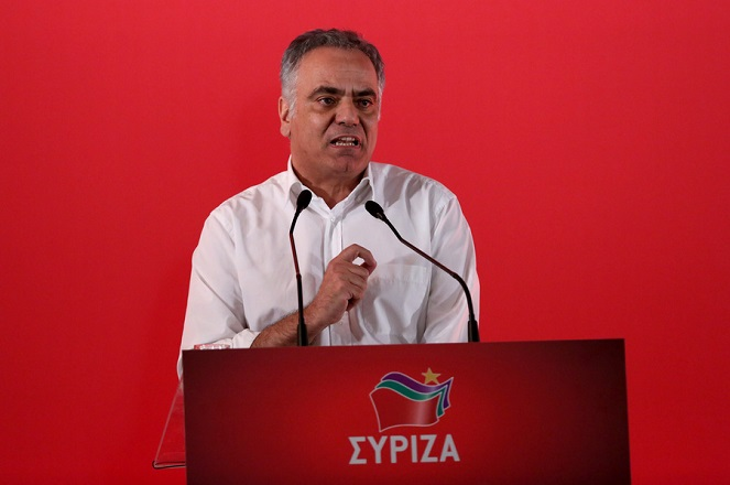 Νέος Γραμματέας της ΚΕ του ΣΥΡΙΖΑ ο Πάνος Σκουρλέτης