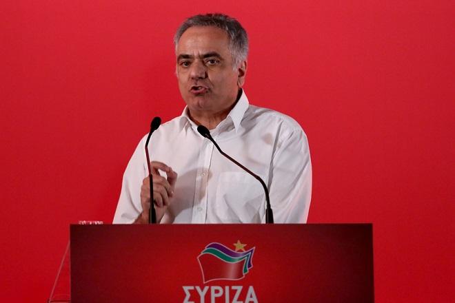 Η πρώτη αντίδραση του ΣΥΡΙΖΑ δια στόματος Πάνου Σκουρλέτη για τη νέα κυβέρνηση