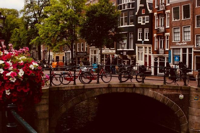 Αυτή είναι η νέα πρωτότυπη δραστηριότητα για τους επισκέπτες του Άμστερνταμ
