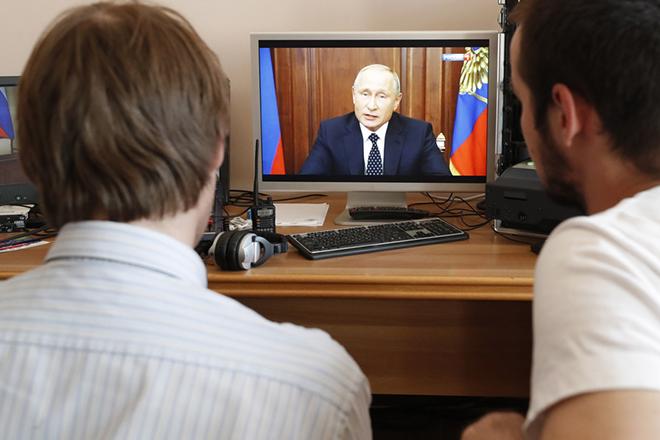 Σύνταξη από τα 60 ανακοίνωσε ο Πούτιν