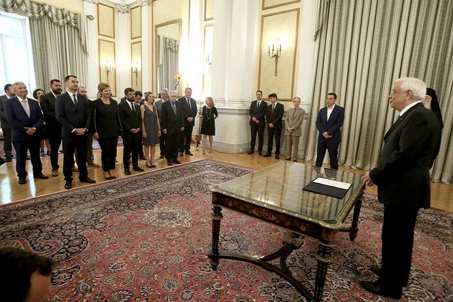 Την Παρασκευή η πρώτη συνεδρίαση του νέου υπουργικού συμβουλίου