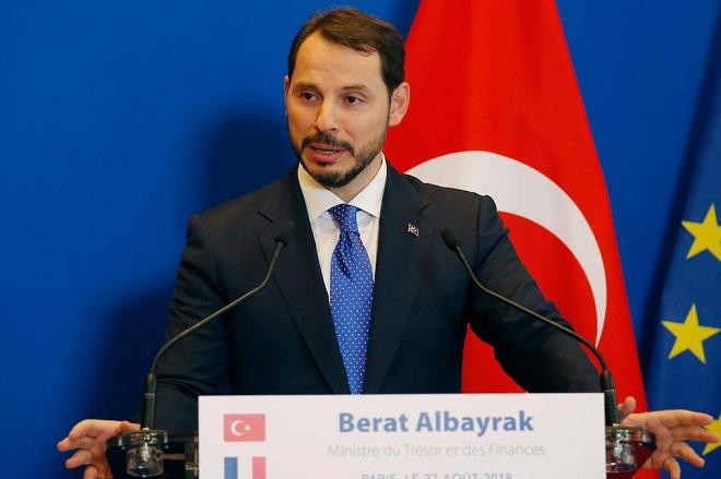 Τούρκος ΥΠΟΙΚ: Δεν υπάρχει μεγάλος κίνδυνος για την οικονομία