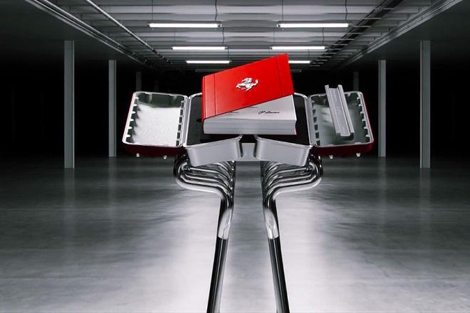 Μια μνημειώδης έκδοση για τη Ferrari