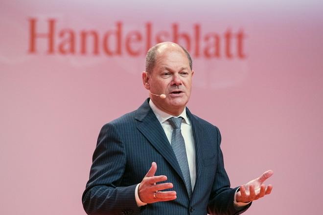 Απαγορευμένες λέξεις η αύξηση του χρέους για τη Γερμανία, παρά τη σημαντική πτώση της ανάπτυξης