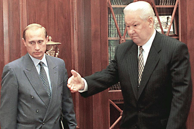 Μυστικά αρχεία Μπιλ Κλίντον: Έτσι έχρισε διάδοχό του τον Πούτιν ο Μπόρις Γιέλτσιν