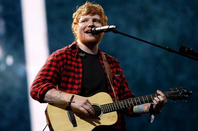 Ο Ed Sheeran είναι ο πλουσιότερος διάσημος Βρετανός κάτω των 30 ετών