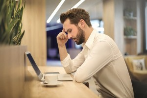 work problem laptop business