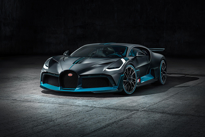 Bugatti Divo: Έτσι μοιάζει ένα supercar των 5 εκατ. ευρώ