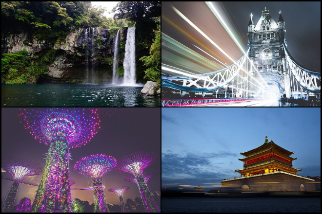 Αυτές είναι οι δέκα πόλεις που πρέπει να επισκεφτείτε φέτος