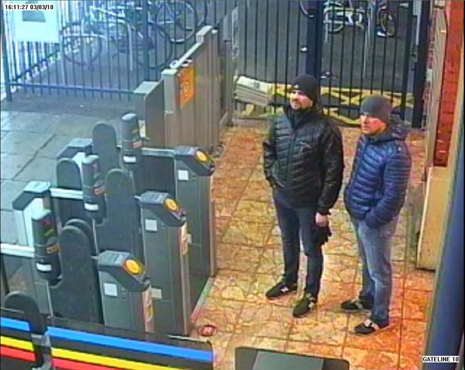 Two suspects chaged in connection with Salisbury and Amesbury Novichok incident