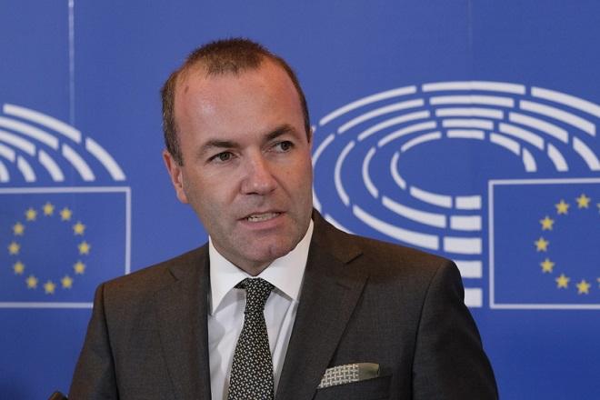 Νέο κάλεσμα για στήριξη της Γερμανίας στην Ελλάδα από τον Βέμπερ για την κρίση με την Τουρκία