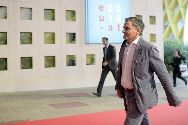 To προσχέδιο του προϋπολογισμού περνάει άτυπα από το Eurogroup