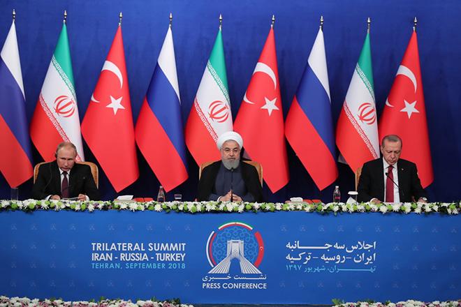 Συμφώνησαν ότι διαφωνούν Ερντογάν και Πούτιν για την κρίση στο Ιντλίμπ που απειλείται με επίθεση