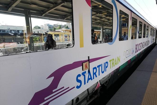Το τρένο των startups στον δρόμο για την ΔΕΘ